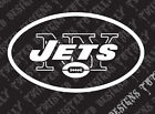New York Jets vinyl decal sticker car truck motorcycle nfl football