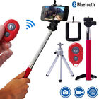 Wireless Remote Shutter Handheld Cellphone Monopod for IOS Android iPhone DC495