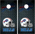 Buffalo Bills Diamond Plate Cornhole Board Decal Wrap Wraps on eBay