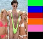 Borat Style Mankini Thong Underwear Lingerie Swim Fancy Dress Stag Lads Holiday