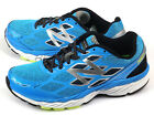 New Balance M880BB5 2E Blue & Silver & Black & White Lightweight Running Shoes