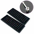 UK 60x Hot Crystal Nose Ring Bone Stud Stainless Steel Body Piercing Jewelry Top