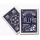 1 mazzo Carte Tally-Ho Fan Back