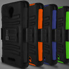 Belt Clip Holster Phone Cover Case for Motorola Droid Turbo 2 / X Force / Bounce