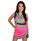 Cutie Pie Cheerleader Halloween Costume - K33