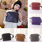Women Handbag Scrub Shoulder Bag Leather Purse Satchel Messenger Bag Christmas