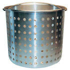 Winware by Winco Aluminum Steamer Basket for Stock Pot