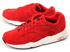 Puma R698 Allover Suede High Risk Red/White-Black Classic Sneakers 359392 02