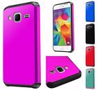 For Samsung Galaxy Grand Prime LTE New Hybrid Armor PC+TPU Cover Case