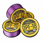Wychwood NEW Carp Fishing Fluoro Coated Purple DPF Monofilament Line - G1005