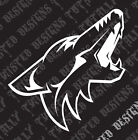 Arizona Coyotes car truck vinyl decal sticker NHL Hockey $5.99 USD on eBay