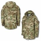 NEW Genuine British Army MTP PCS Windproof Combat Smock, Camouflage Jacket NEW
