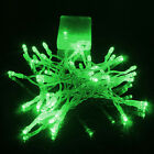 2M-10M 20-80 LED Bulbs Battery Operated Christmas Wedding String Fairy Lights