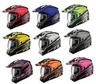 GMAX Adult 2016 GM11S Snow Sport Helmet Trekka Colors Sizes XS-2XL