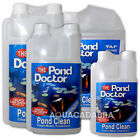 TAP POND DOCTOR POND CLEAN WATER TREATMENT DISPOSE FISH WASTE BIOLOGICAL FILTER
