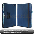 "Folio PU Leather Stand Cover Case For ASUS Transformer Book T100HA 10.1"" Laptop"