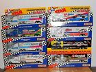 1994 Matchbox Super Star Transporters Du Pont Kendall Hooters AC-Delco, etc