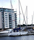 40ft (12.2m) 8 Berth Sloop. £27, 500. Ready to go anywhere.