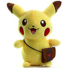 Cute Pokemon Pikachu Figures Soft Stuffed Plush Doll Kids Children Baby Toy Gift
