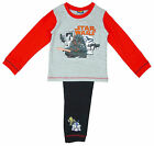 Boys Official Toddler STAR WARS Darth Vader Pyjamas 18 Months to 5 Years