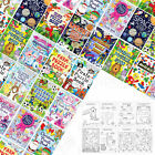6 Puzzle Books - Choose From 8 Designs - Loot/Party Bag Fillers Wedding/Kids
