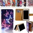 New Flip Wallet Card Stand Leather Case Cover For Various Doogee SmartPhones