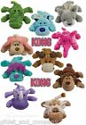 KONG COZIE DOG TOY - Sm/Med Soft Cuddly Snuggle Animals Squeaker Cute Plush Toy