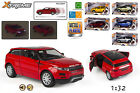 DIE CAST CAR Soccer 1:32 SUV with light & Sound - in 6 Colours available