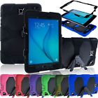"Rugged Shockproof Stand Silicone Case Cover for Samsung Galaxy Tab A 9.7"" T550"