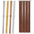 7ft Folding Sliding Door Wet Room Separator Bathroom Divider Privacy Waterproof