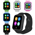 NO.1 D3 Bluetooth Smart Watch Phone Mate Camera SIM TF F Android iPhone Samsung