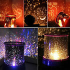 Newly LED Cosmos Star Master Sky Starry Night Projector Light Lamp Romantic Gift