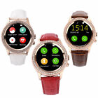 NO.1 D2 Waterproof Bluetooth Women Diamond Heart Rate Smart Watch F Phone iPhone
