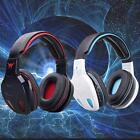 Wireless Bluetooth Stereo Headset Headphone Bass for Tablet Samsung iPhone PC