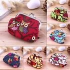Multichoice Color Owl Coin Money Bag Purse Wallet for Women and Girl Children HQ