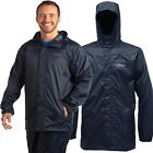 Regatta Mens Pack It Jacket Waterproof Breathable Isolite 5000 Coat New