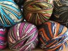 Opal Sock Yarn Klangwelten 4 ply 100g One ball knits a pair of socks! 8 shades