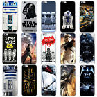 Cartoon Star Wars Funny TPU Soft Phone Case Cover For iPhone 8 7 6/6S Plus 5/5S $2.12 USD