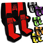 4 x 4 Front and Rear Seat Covers for 2011-2012 Jeep Wrangler 4 Door 40/60 Rear