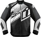 Icon Hypersport Prime Hero motorcycle Leather jacket for men
