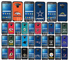 Official NFL Hybrid Cover Case for Samsung Galaxy Grand Prime G530 - Teams Fan $18.99 USD on eBay