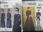 Butterick B6305 OR B4954 STEAM PUNK victorian costume SEWING PATTERN