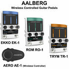 AALBERG Your Choice of Wireless Controlled Guitar Stomp Box