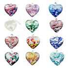 The Milford Collection -  Birthstone Glass Hearts Boxed with Ribbon