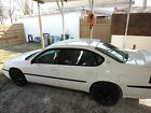 Chevrolet: Impala Base Sedan 4-door 2004 Chevrolet Impala