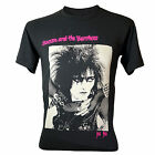 Lectro Men's Siouxsie and the Banshees Punk Rock T-Shirt Dark Grey NWT