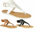 Ladies Womens Ankle Strap Gladiator Cleated Flatform Platform Sandals Shoes Size