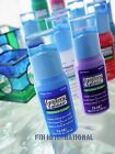 Plaid Gallery Glass Paints To Create A Stained Glass Look, 44 Colors, You Choose