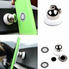 360° Rotary Magnetic Universal Car Mobile Phone Holder Mount With Stick Pads