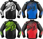 Icon Hypersport Prime Hero Leather Motorcycle Jacket Mens All Sizes & Colors